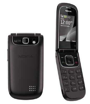 Nokia-3710-fold-Clamshell-Phone-Black